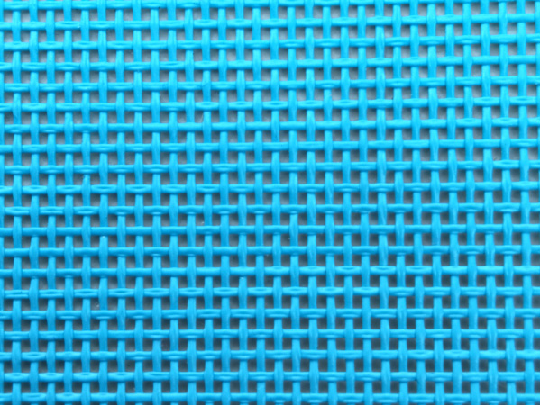 PVC Coated Woven  Polyester Mesh
